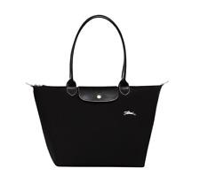 Authentic Longchamp Black LE PLIAGE CLUB Shoulder BAG Large Nylon BNWT