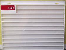 Herpa 029223 PKW-Schaukasten weiß(57cm x 45cm x 3,5cm)