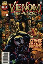 VENOM: THE HUNGER (1996) 1-4 COMPLETE SET/LOT LEN KAMINSKI AMAZING SPIDERMAN 300
