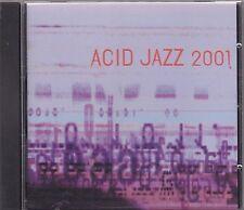 ACID JAZZ 2001 - various artists CD