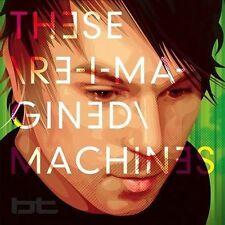 These Re-Imagined Machines by BT (CD, May-2011, 2 Discs, Nettwerk)