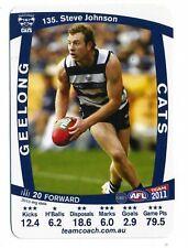 2011 Teamcoach (135) Steve JOHNSON Geelong