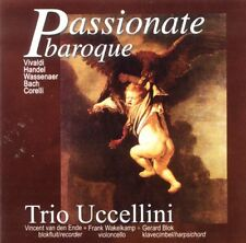 Trio Uccellini - Passionate Baroque NED Press Cd