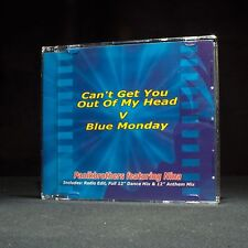Panikbrothers Ft Nena - Cant Get You Out Of My Head V Blue Monday - music cd EP