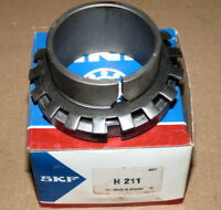 SKF H211 H 211 Spannhülse Adapter NEU OVP