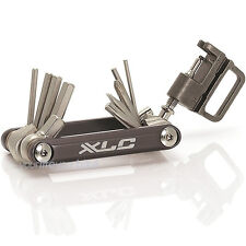 XLC multi herramienta bicicleta Pocket Tool hexagonal kettennieter bike mini herramienta Tool
