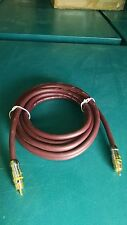 AUDIOPLEX RCA-V HIGH PERFORMANCE THEATER VIDEO CABLE 4 METER
