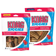 Kong Ziggies Puppy Treat Chicken Flavor   (Free Shipping)