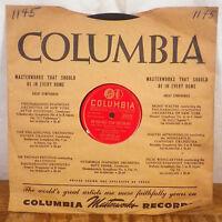 Dick Jurgens Do You Miss Your Sweetheart / Ev'rything I've Got 78 Columbia E-