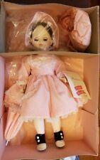 "Boxed Madame Alexander 13"" ""Rebecca"" #1585 Doll"