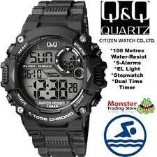 Q&Q Men's Adult Digital Watches