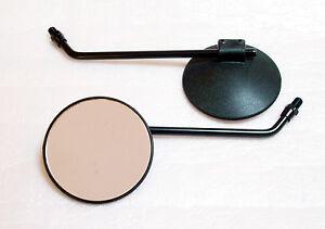 2 Spiegel rechts+ links Honda CY MB MT CB XL 50 80 125 Mirror
