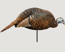 Montana Decoy Company Dinner Belle Feeding Hen Turkey Decoy Hd Foldable | 0043
