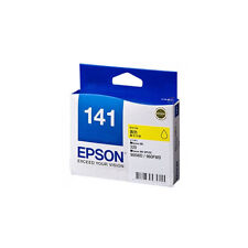 GENUINE Epson 141 Ink Cartridge (for ME340/960FWD/WF-7521) - Yellow Ink