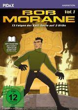 BOB MORANE  - VOL.1 - NORMAN J. BLANC  2 DVD NEU