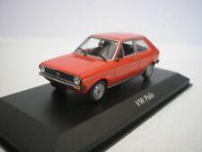 VW Volkswagen Polo 1979 Rojo 1/43 Maxichamps 940050500 Nuevo