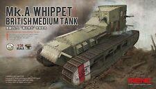 Meng 1/35 Mk 'A' Whippet British Medium Tank # TS-021
