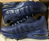 Nike Air Max 95 GS ® ( UK Size: 4 EUR 36.5 ) Triple Loyal Blue Latest NEW
