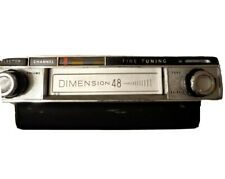 4 And 8 Track Car Stereo Player