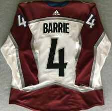differently 91c42 b92f1 Colorado Avalanche Game Used NHL Jerseys for sale | eBay