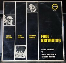 Peter Sellers, Joan Collins, Anthony Newley - Fool Britannia - mono LP record