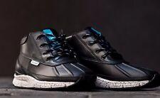 NEW Men's GOURMET Black Leather Shoes QUADICI LITE BLVCK SCVLE WP Size 9 M