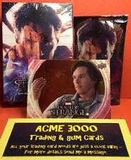 Upper Deck Doctor Strange - Card Number 8 - 18/25 GOLD