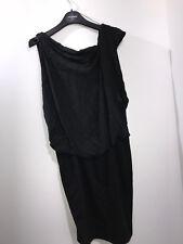 Windsor klassisch schwarzes Kleid Gr. 40 uvp: 399,00 Euro NEU
