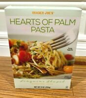 Trader Joe's Hearts Of Palm Ready Pasta Linguini Gluten Free Vegan Pasta (9 oz)