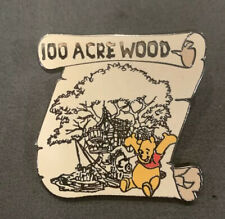 Disney Store 100 Years of Dreams #79 One Hundred Acre Wood Winnie The Pooh Pin