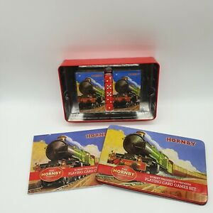 Hornby Trains Playing Card & Dice Games Boxed Set Robert Frederick's New