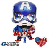 Balloon Mini Captain America Baby Hero Birthday Avengers Party FAST SHIPPING US