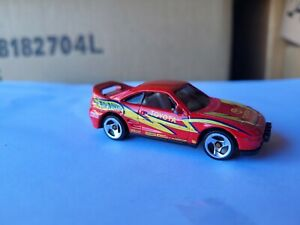 Hot Wheels 2001  - TOYOTA MR2 RALLY [RED] EXCELLENT VHTF LOOSE NO PACKAGING