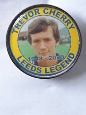 Trevor Cherry Leeds United Legend Badge