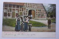 Schaumburg-Lippsche Landestrachten. VI., Schaumburg-Lippe   1906 ♥