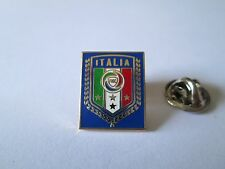 a19 ITALIA federation nazionale spilla football calcio‎ soccer pins badge italy