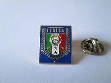 a19 ITALIA federation nazionale spilla football calcio soccer pins badge italy