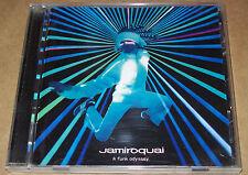 JAMIROQUAI -  A Funk Odyssey -  10 track CD (2001) - VGC
