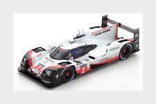 Porsche 919 Hybrid 2.0L Turbo V4 #2 Winner 24H Le Mans 2017 SPARK 1:64 Y112