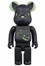 400% Medicom 2016 Halloween Bearbrick Glow in Dark GID Be@rbrick