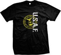 SALE Air Force U.S.A.F. Vertical Loyalty Honor Respect Tough Proud T-shirt
