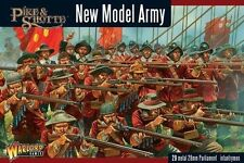 Warlord Pike & Shotte - New Model Army (29) 28mm ECW Infantry Parliamentarian