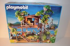 8594 playmobil Outdoor Expedition Lodge 3217 - BOX ONLY