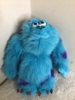 Disney's Original 2001 Monsters Inc. Sulley Plush Toy 9""