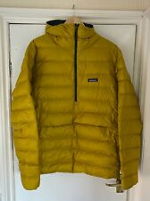 Patagonia Men's Down Sweater Hoody Pullover - Textile Green - XL - BNWT