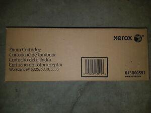 Genuine Xerox 013R00591 Black Drum Cartridge WorkCentre 5325 5330 5335 BNIB