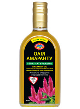 Amaranth Oil Extra Virgin Organic 100% Pure Natural 350ml / 12oz Cold
