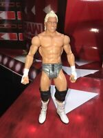 Dolph Ziggler WWE Mattel Basic Series 43 WWF Wrestling Action Figure Good Shape
