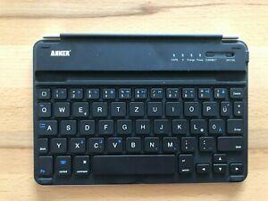 Anker BlueTooth Tastatur für iPad Mini 1/2/3/4