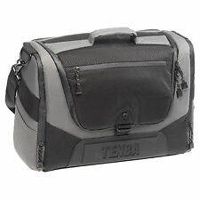 "NEW Tenba Shootout DSLR Camera / 17"" Laptop Courier Bag – Silver/Black (632-702)"